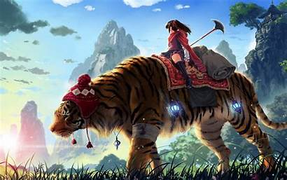 Epic Wallpapers Anime Cool Characters Battle