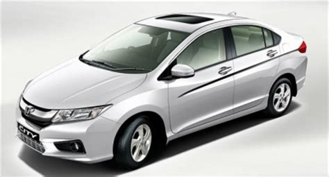 Honda City December 2017 Price List, Model Variant, List India
