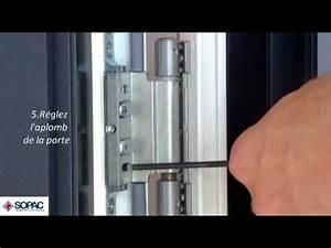 porte d39entree reglage youtube With comment changer une serrure de porte d entree