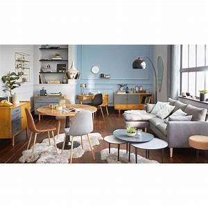 Canapé D Angle Modulable : canap d 39 angle modulable 3 4 places gris chin joey ~ Melissatoandfro.com Idées de Décoration