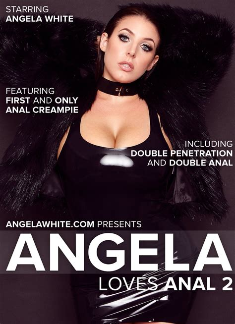 Angela White On Twitter Angela Loves Anal 2 First Anal