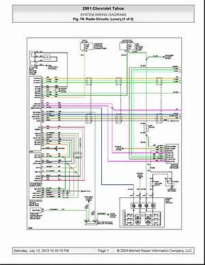 Radio Wiring Diagram For 2008 Chevy Colorado 3825 Julialik Es
