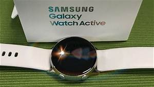 Samsung Galaxy Watch Active  U2013 Review  U2013 Smartwatch Review