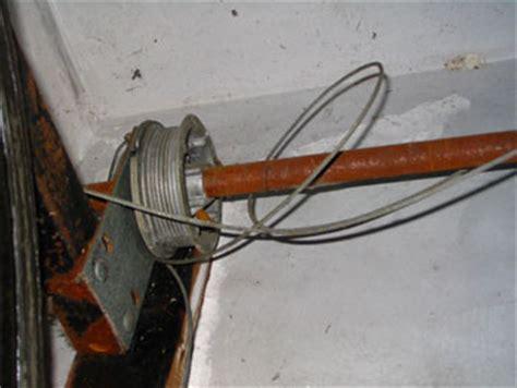 how to fix a garage door cable garage door cable tracks garage door repair roslyn