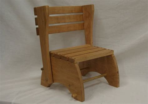 childs folding step stool plans woodworking projects plans