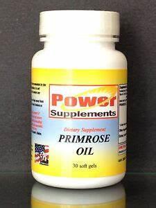 Evening primrose Oil 500mg, PMS, arthritis aid - 30 to 180 tablets. Made in USA - eBay  Rheumatoid Arthritis Evening Primrose