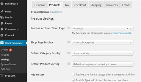 Custom Page Template Redirect Issue Wp by Woocommerce Pages Missing In Admin Settings