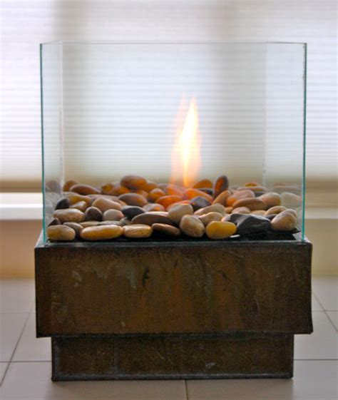 ethanol pit outdoor 3 diy bio ethanol fireplaces that you can make yourself shelterness