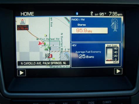 ford fusion hybrid poor gas mileage  complaints