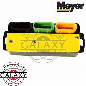 Meyer Snow Plow Head Light Control Module Type
