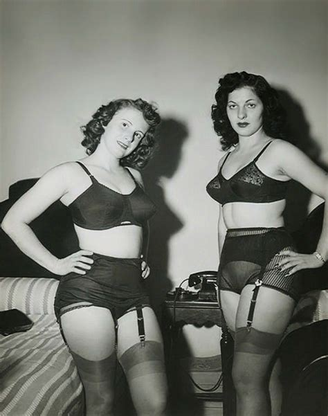 Good Old Times Vintage Lingerie And Foundations