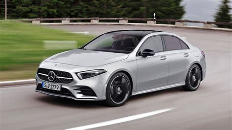 Mercedes A Class by 2019 Mercedes A Class Preview Motor Illustrated