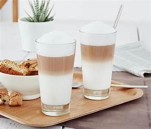 Latte Macchiato Gläser : 2 barista latte macchiato gl ser online bestellen bei tchibo 335664 ~ Yasmunasinghe.com Haus und Dekorationen