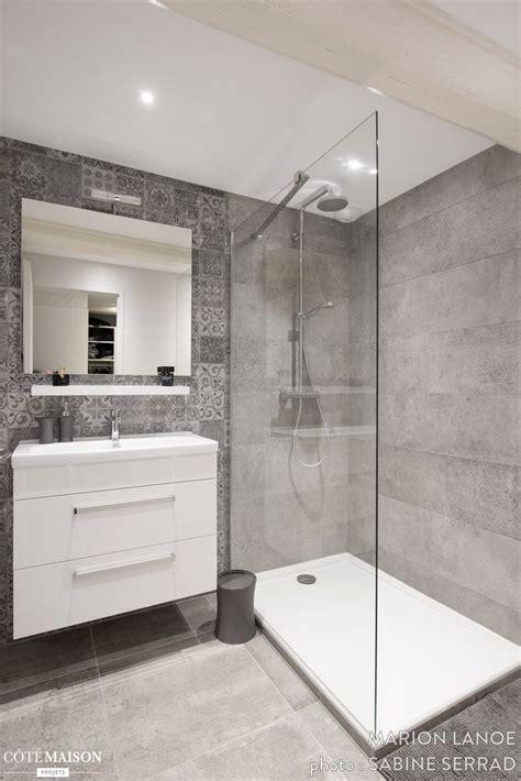 idee deco faience salle de bain les 25 meilleures id 233 es de la cat 233 gorie salle de bain scandinave sur id 233 es de