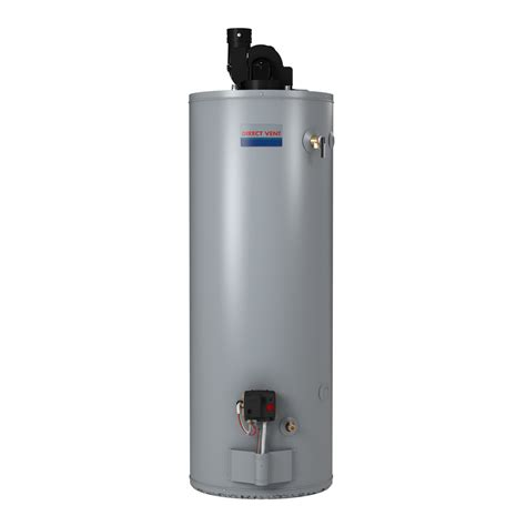 40 gallon water heater lowes shop powerflex 50 gallon 6 year liquid propane water
