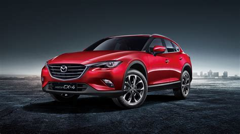 Mazda Cx 4 2017 Wallpaper