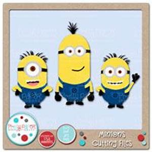 I Googled Minions Svg Files And Found These I Love These