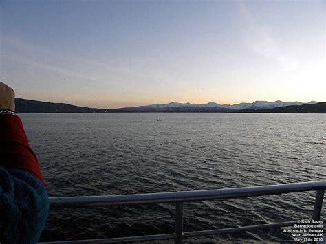 Approach to Juneau, Alaska Attractions - Barraclou.com