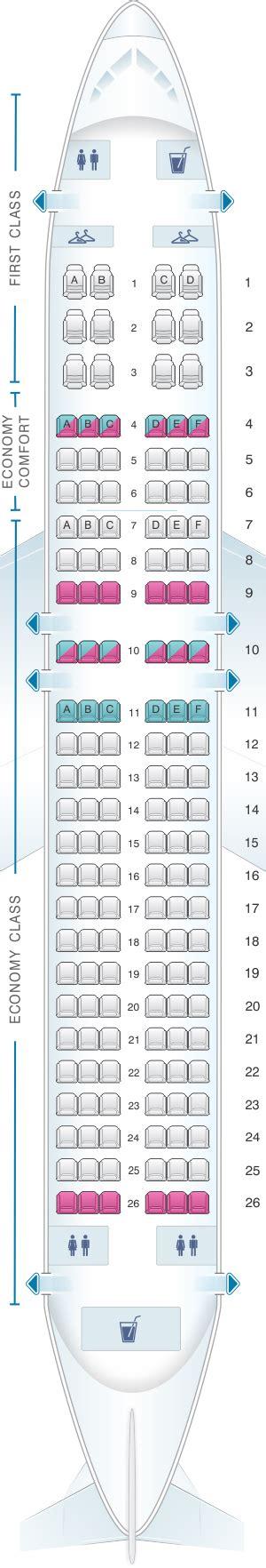 plan des sieges airbus a320 plan de cabine delta airlines airbus a320 200 320 32r
