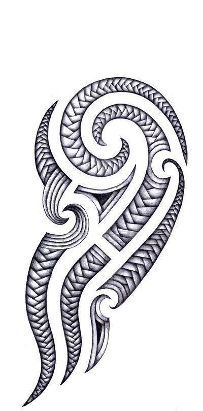 maori symbols ideas  pinterest koru tattoo