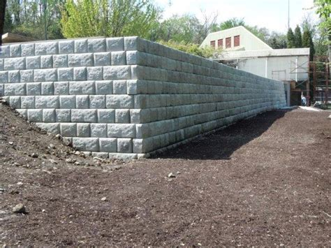 Durahold Retaining Wall by Durahold Retaining Wall Faddis Concrete