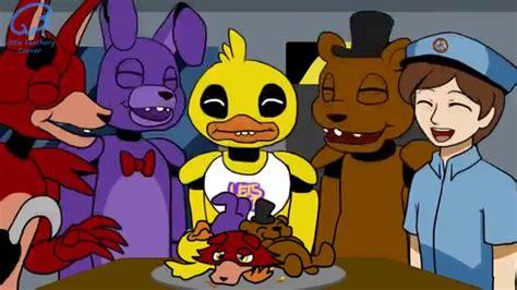 comic animation cute nights  freddys youtube