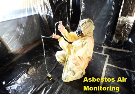 importance  asbestos air monitoring jims asbestos