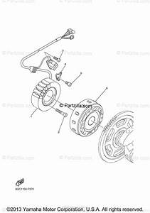 Yamaha Snowmobile 2007 Oem Parts Diagram For Generator