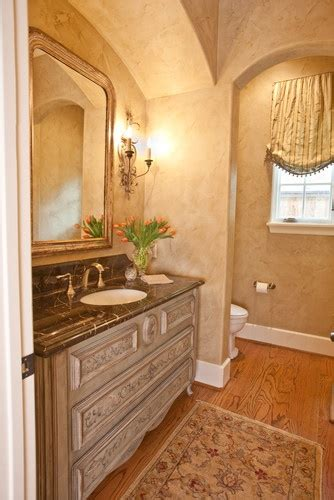 french country bathroom vanity