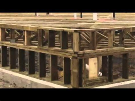 build  quality closed crawl space youtube