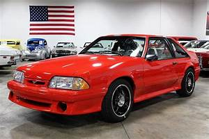 1993 Ford Mustang SVT Cobra R | GR Auto Gallery