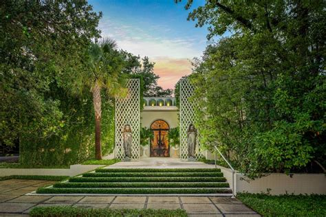 The 10 Most Beautiful Homes In Dallas 2017
