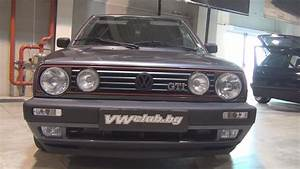 Golf 8 Interieur : volkswagen golf ii 1 8 gti 1991 exterior and interior in 3d youtube ~ Medecine-chirurgie-esthetiques.com Avis de Voitures