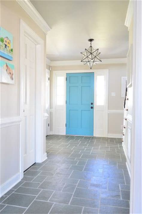 98 best images about Foyer ideas on Pinterest   Slate