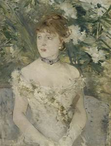 File:Berthe Morisot - Young Girl in a Ball Gown - Google ...