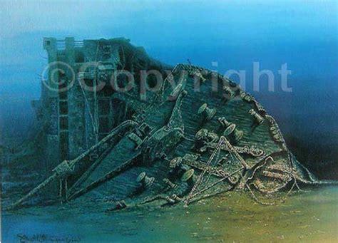 rms britannic wrecked merchant passenger ships pinterest