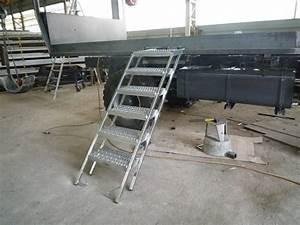 Marche Pied Pour Camion : camion 4 4 construction cellule camping car carnet de ~ Edinachiropracticcenter.com Idées de Décoration