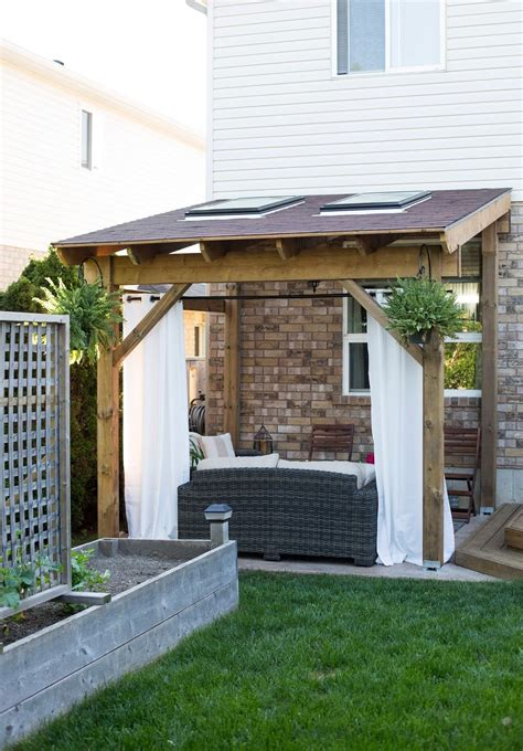 To Build A Patio by Hdblogsquad How To Build A Covered Patio Home