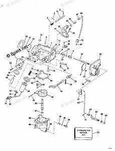 Evinrude Outboard Parts By Year 1975 Oem Parts Diagram For