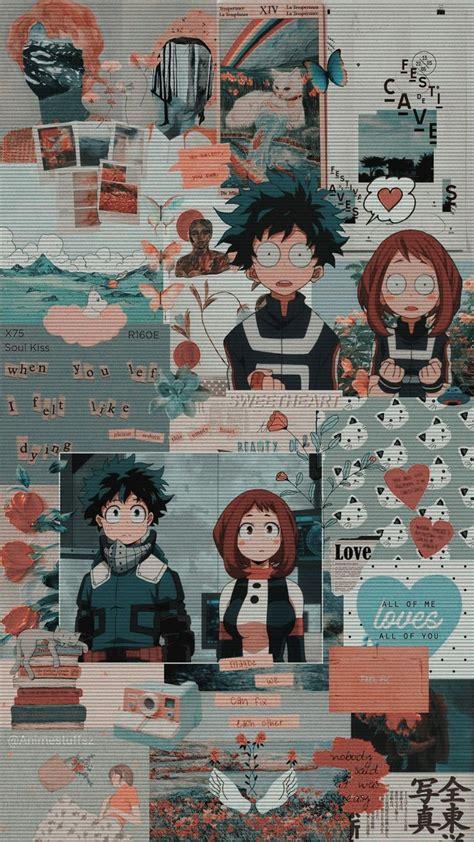 izuocha boku  hero academia hero wallpaper cute