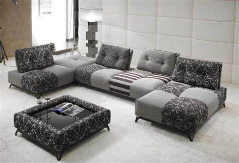 marque de canapé italien canapé divina tissu ou cuir modulable aerre insensé mobilier