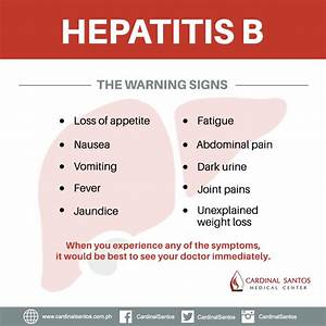 Doctor Adesanya... Hepatitis B