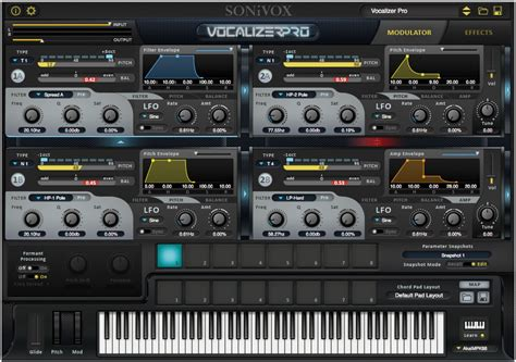 Sonivox Vocalizer Pro Vocal Production Synthesizer Announced