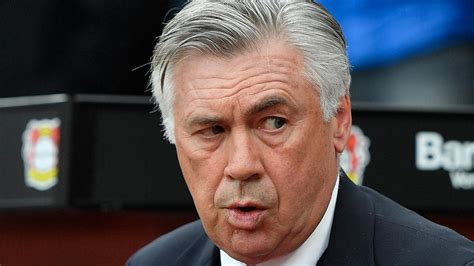 Everton boss ancelotti says the colombian will miss the final match of the season with a calf injury. Bayern Munich dismiss Carlo Ancelotti after defeat to PSG - The National