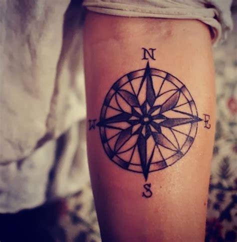 kompass unterarm kompass alles 252 ber kompass tattoos kompass tattoos