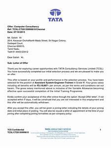 tcs offer letter sample insurance government With health insurance offer letter