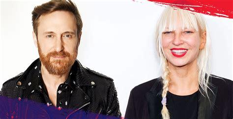 David Guetta Lança Novo Single Com Os Vocais De Sia