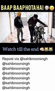 BAAP BAAPHOTAHAI Mr SINGH Watch Till the End Repost via ...