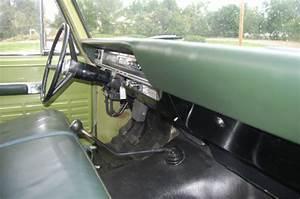 1969 International D1100 Pickup  Truck 1  2 Ton