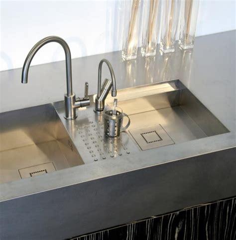 plan de travail cuisine avec evier integre beautiful eviers sur mesures with plan de travail cuisine avec evier integre